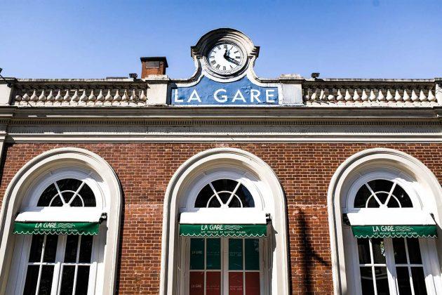 La Gare by Laura Gonzalez, ©Jules Prunet