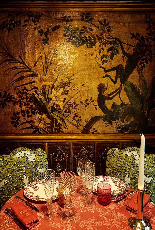 Restaurant Laperouse