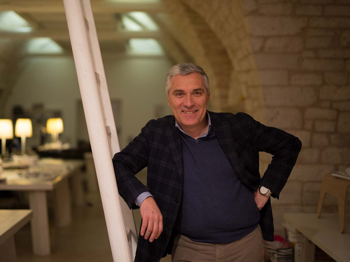 Massimo Mangini, Ceo Mangini Partitions