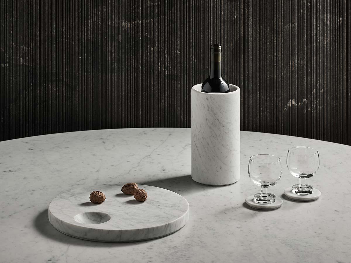 Ellipse Collection by John Pawson, ©Matteo Imbriani