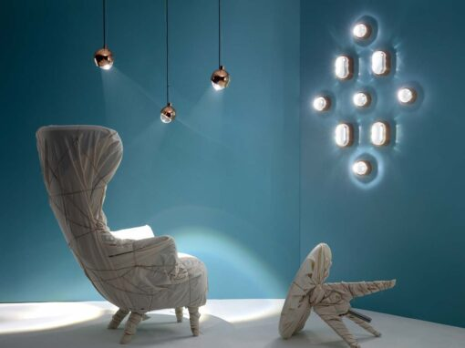 Tom Dixon, Spot COpper with Wingback