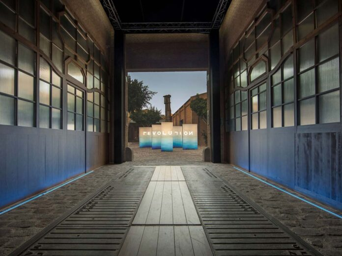 Vondom Revolution at Bomas Gens © Alfonso Calza