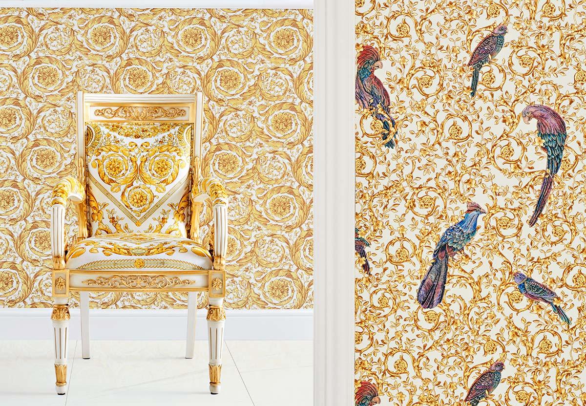 Versace Wallpaper, 2019-2020