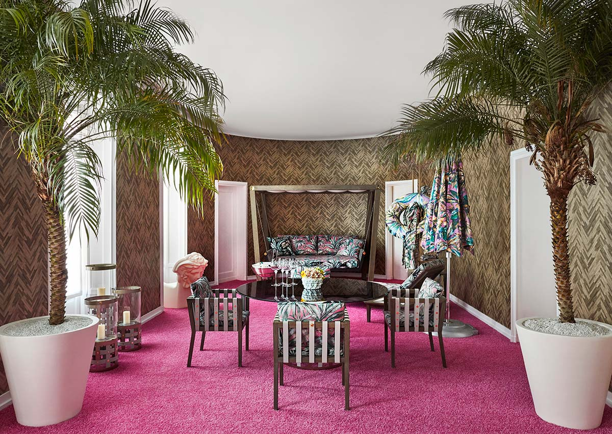 Versace Home, Jungle