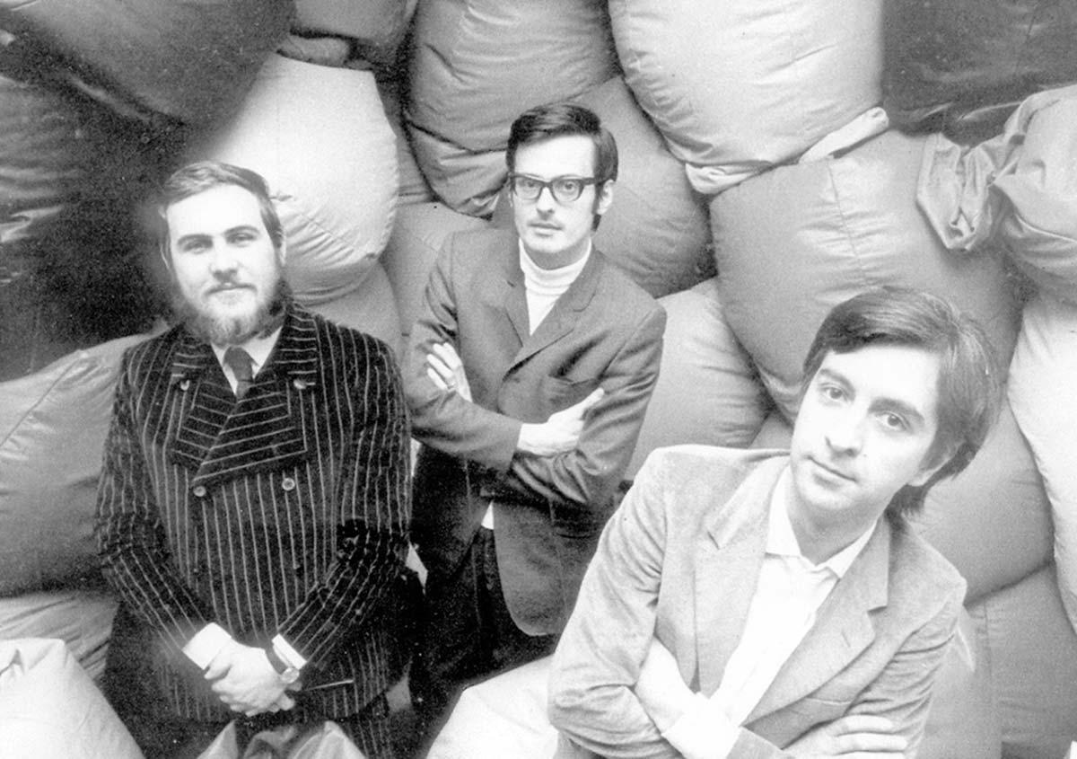 Architetti Gatti, Paolini e Teodoro, 1969