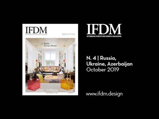 IFDM n.4-2019 | October issue | Russia, Ukraine & Azerbaijan