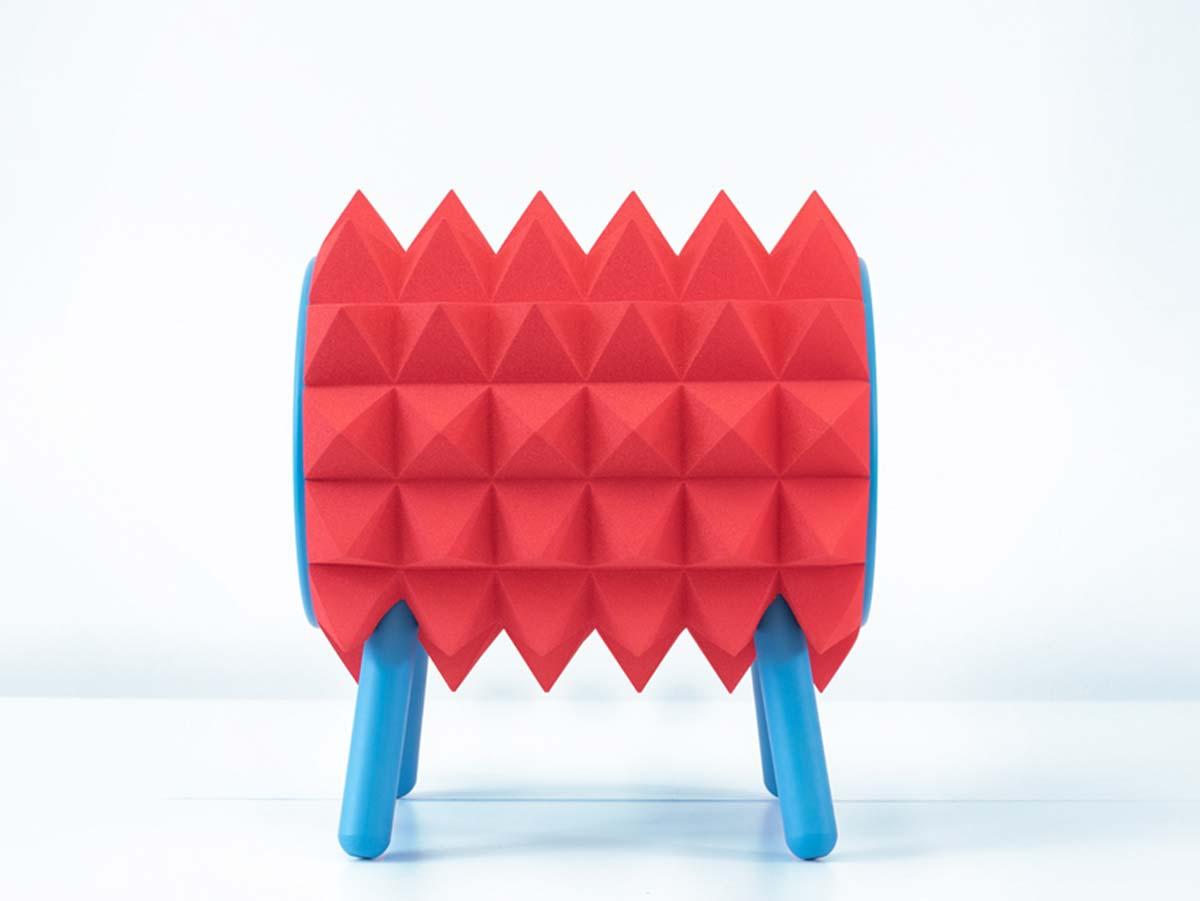Ahi! Chair by Federica Corona ©JuanTorres