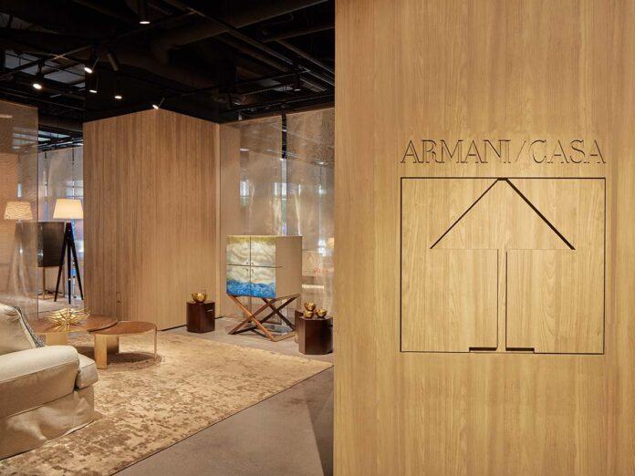 Armani Casa, Los Angeles store ©ZachLipp