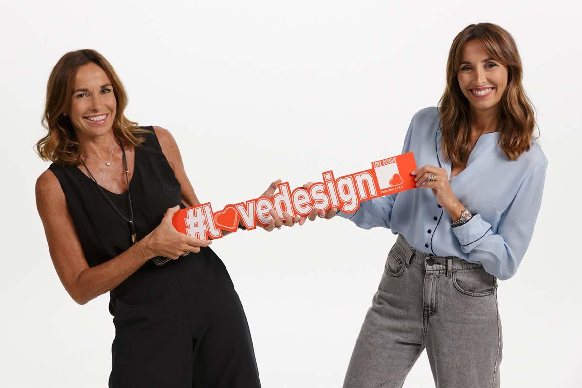 Cristina e Benedetta Parodi, madrine di Love Design 2019