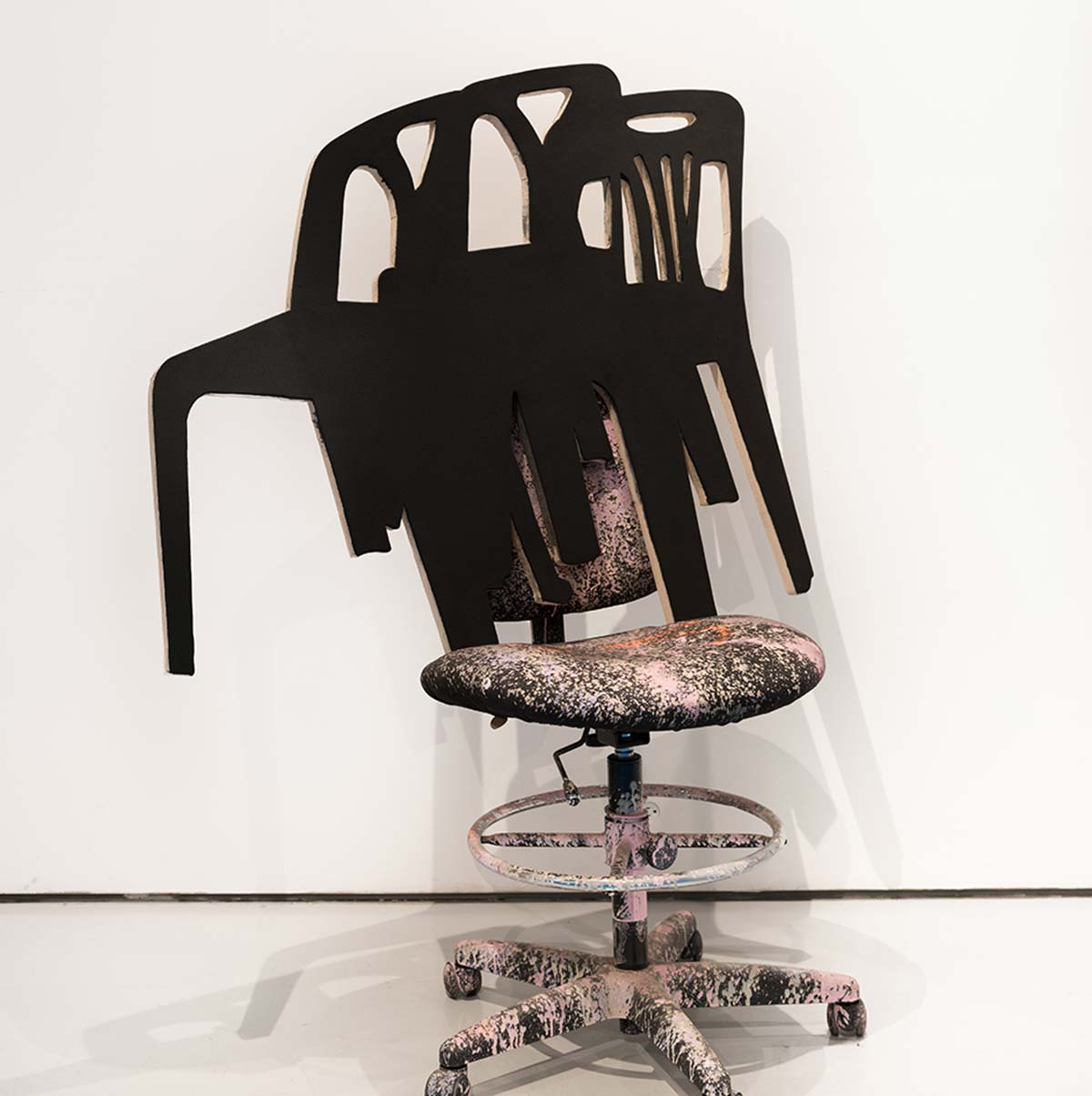 Chairs Beyond Right & Wrong by Raquel Cayre, Tribeca