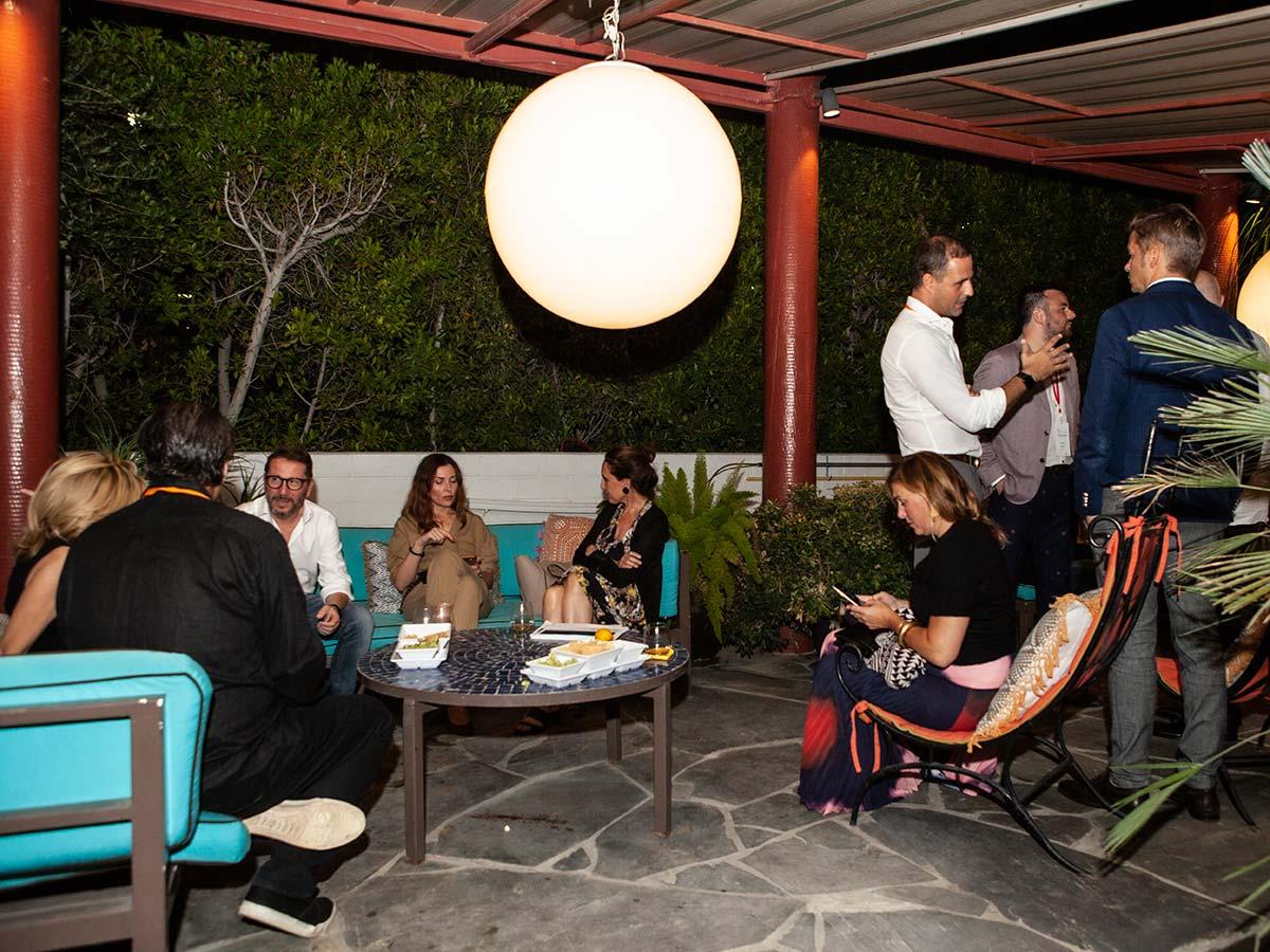 Parker Palm Springs, Italian Design Forum