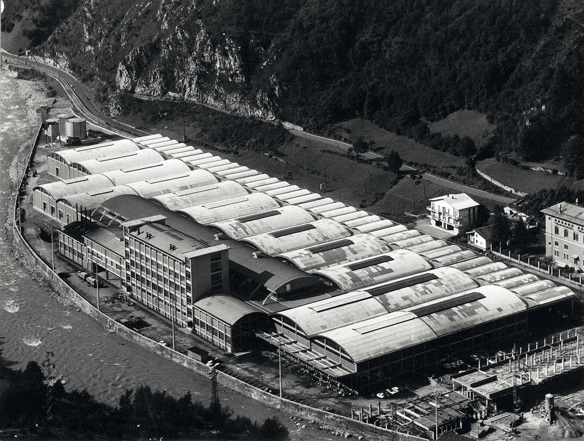 Immagine storica dell'azienda San Pellegrino