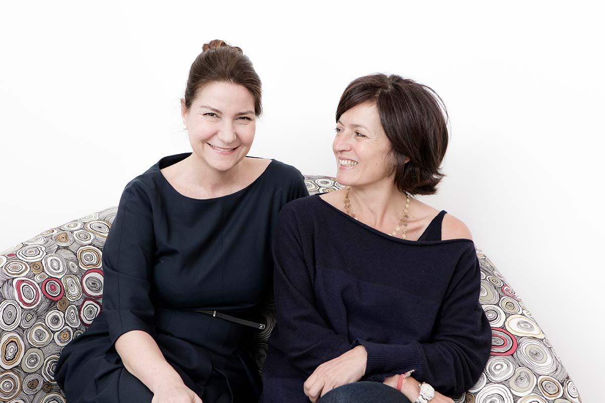 Fondatrici e curatrici MDFF Antonella Dedini e Silvia Robertazzi @Tony Meneguzzo