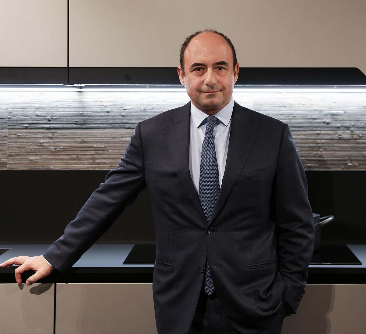Massimo Manelli, Amministratore Delegato Gruppo Snaidero