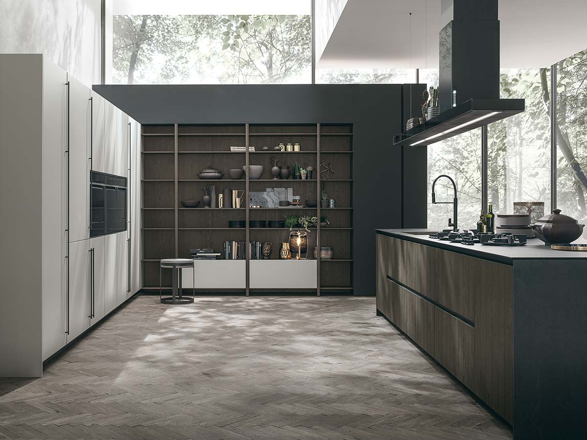 Natural, Stosa cucine