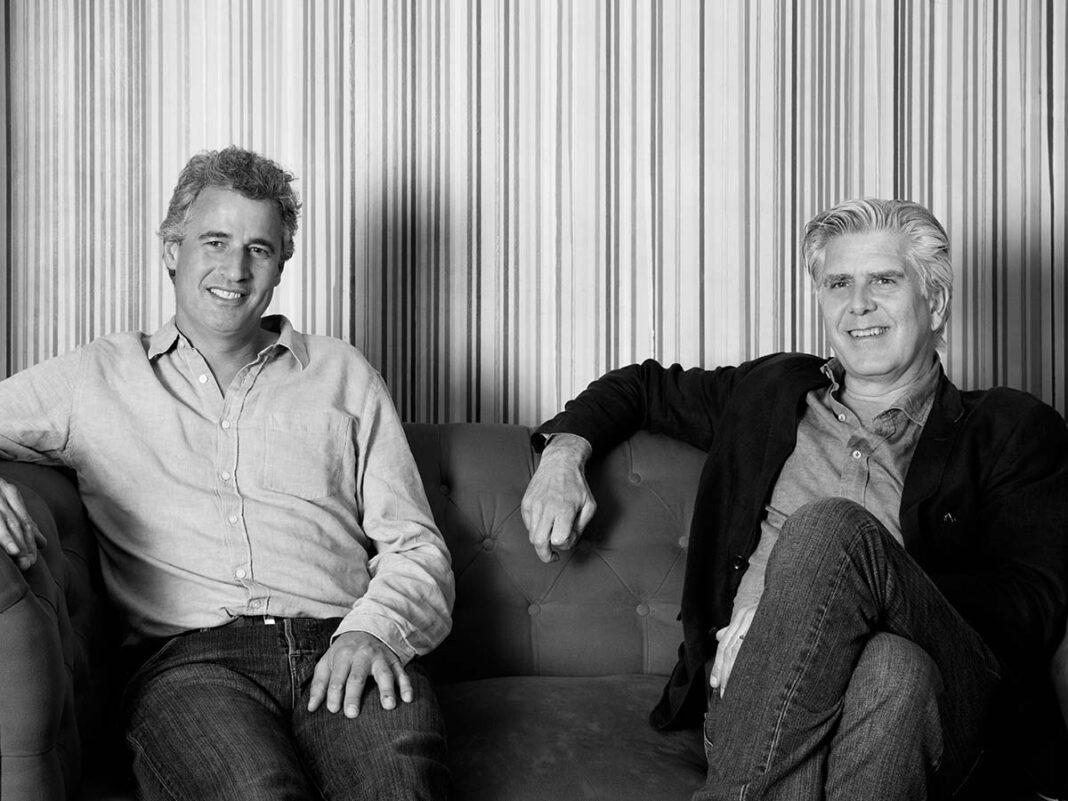 Alex Michaelis & Tim Boyd - Photo © Ed Reeve