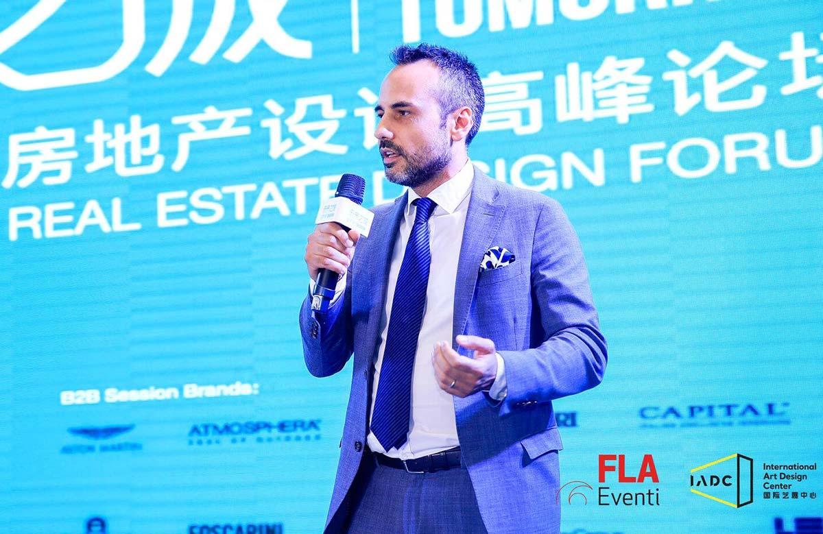 Roberto Cuneo, Head of International Promotion di FLA Eventi