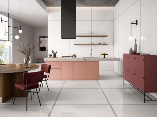 Vetri Lux collection, Ceramiche Refin