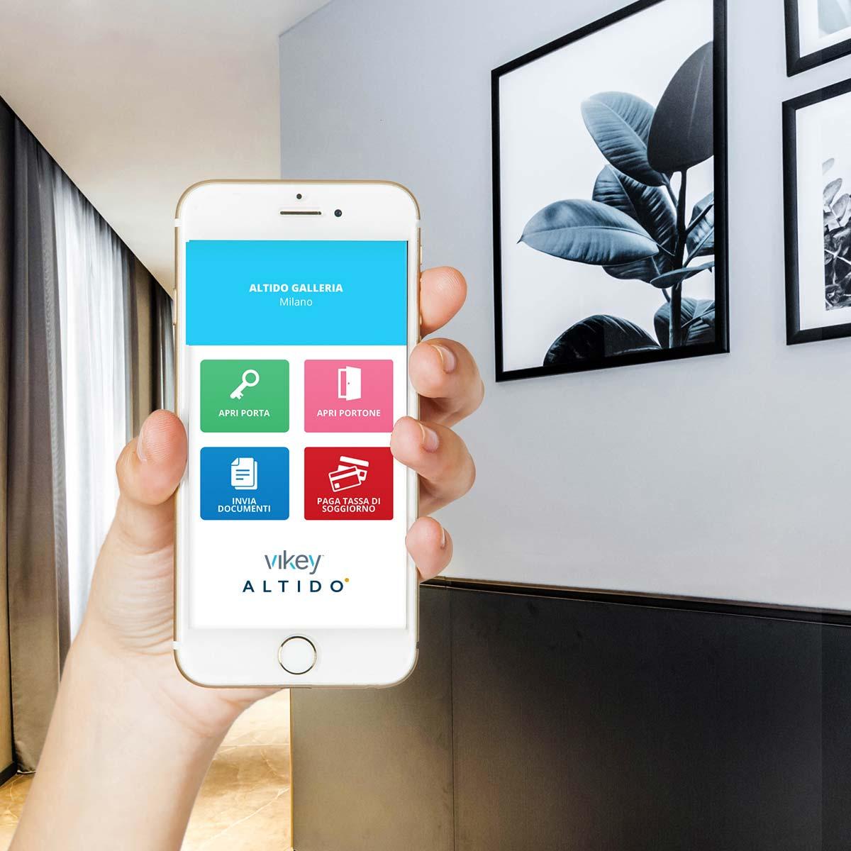 App, Altido Galleria