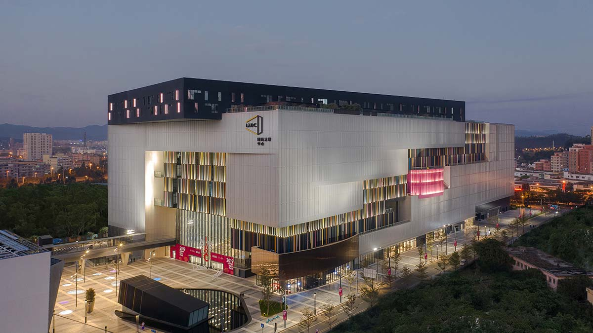 iADC Shenzhen