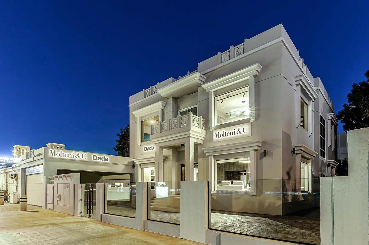 Molteni&C|Dada flagship store, Dubai