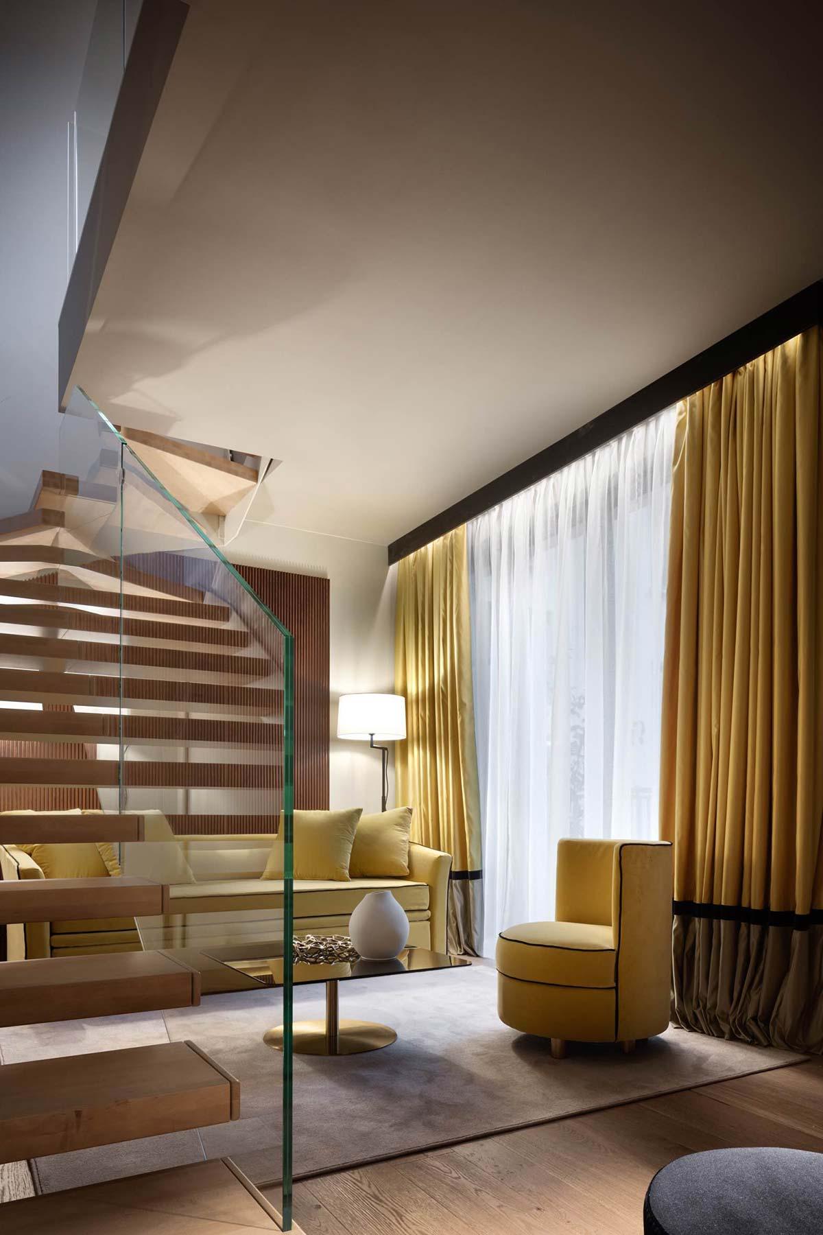 Suite Duplex, Speronari Suites @Thomas Pagani