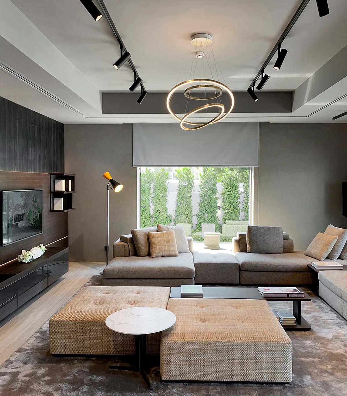 Interior Molteni&C|Dada flagship store, Dubai