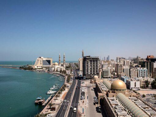 Stretto di Sharjah ©Leva Saudargaitė