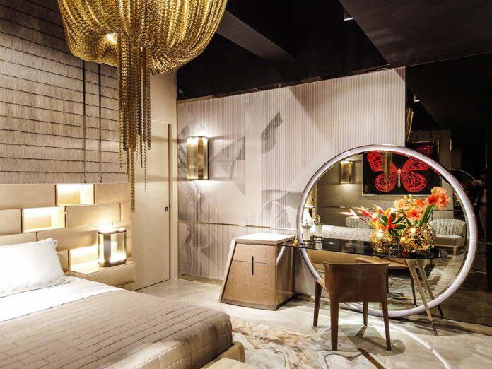 Visionnaire, Westley Vanity Unit di Steve Leung