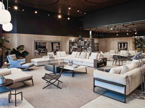 Showroom Flexform, Los Angeles