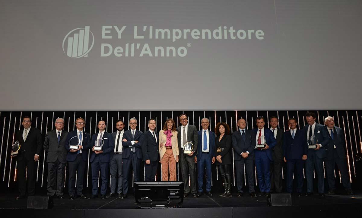 Premio EY L'Imprenditore Dell'Anno®