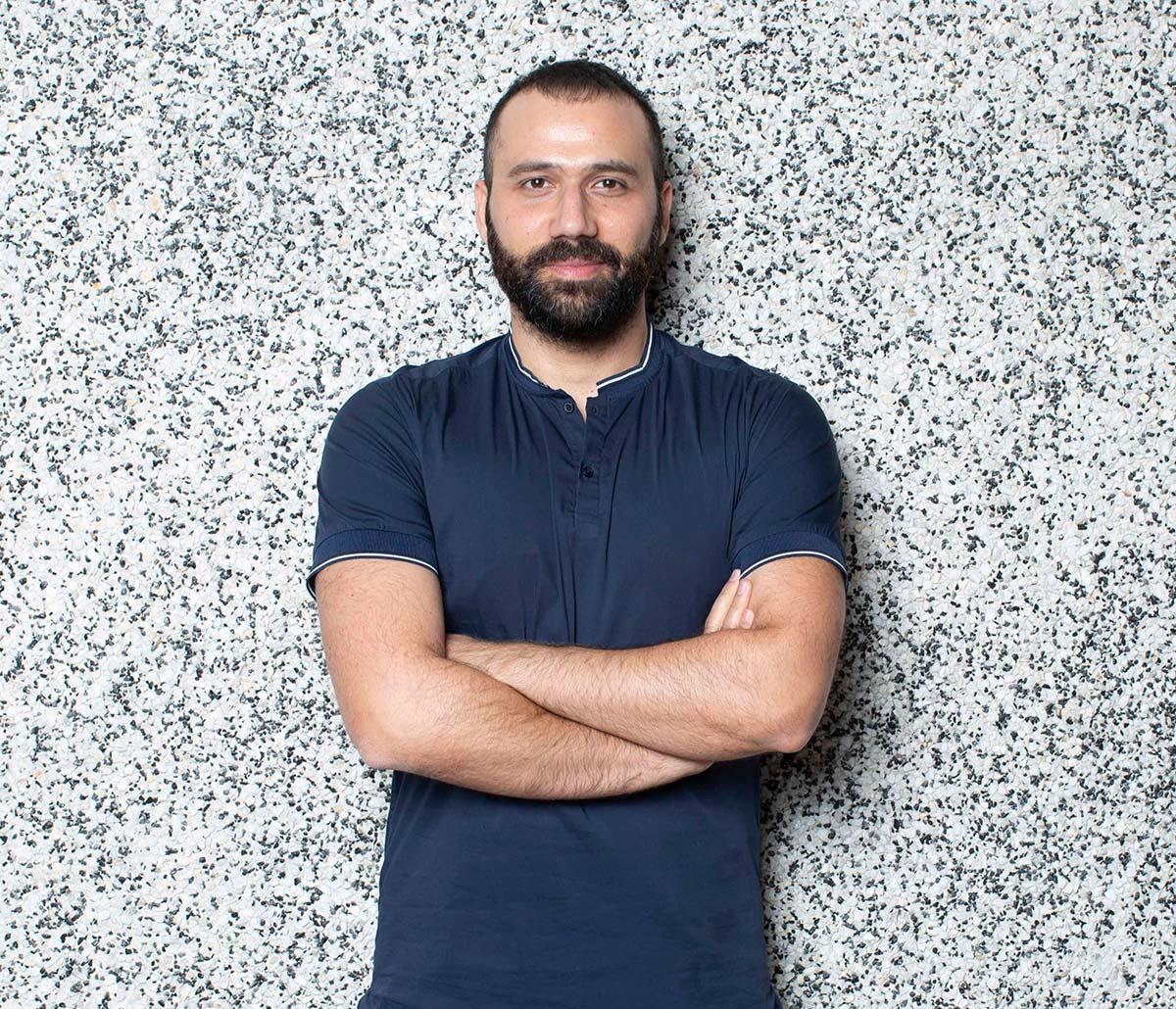 Guest Curator Ghassan Salameh