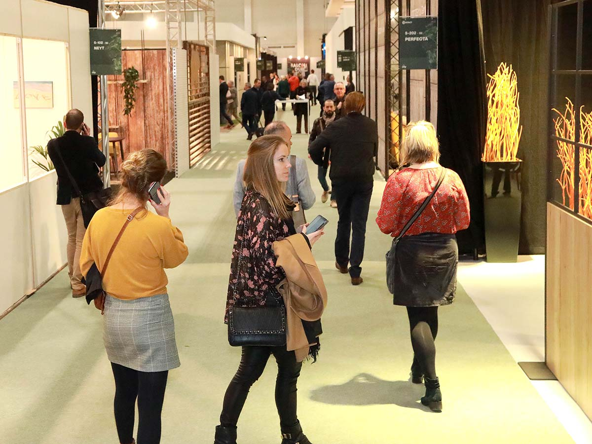 Brussels Expo, Brussels Furniture Fair 2018