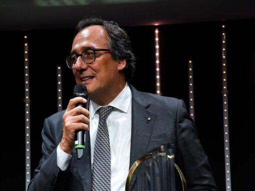 Massimo Perotti, vincitore Premio EY L'Imprenditore Dell'Anno®