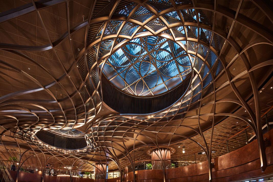 K11 Musea - The Opera Theatre - The Oculus