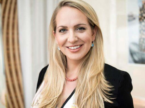 Laura Bielecki, senior manager ©Oliver Doran