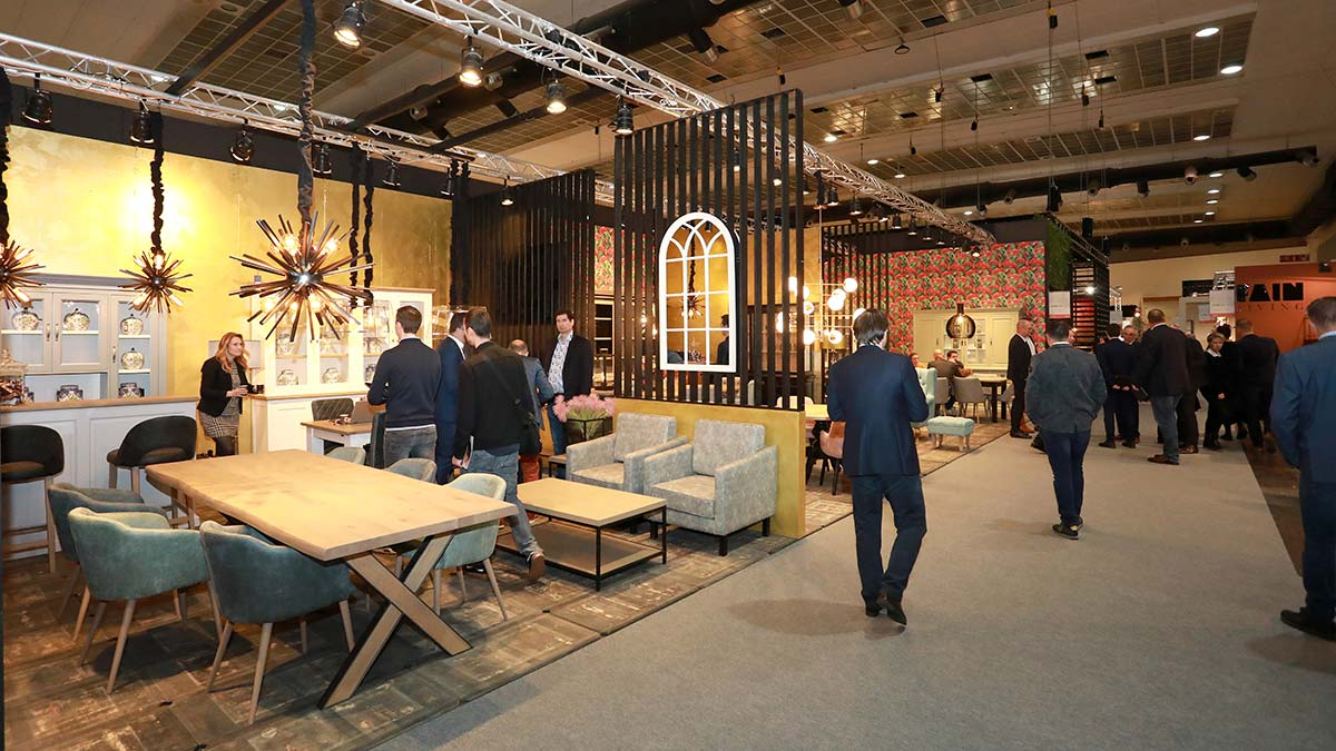 Brussels Furniture Fair 2019