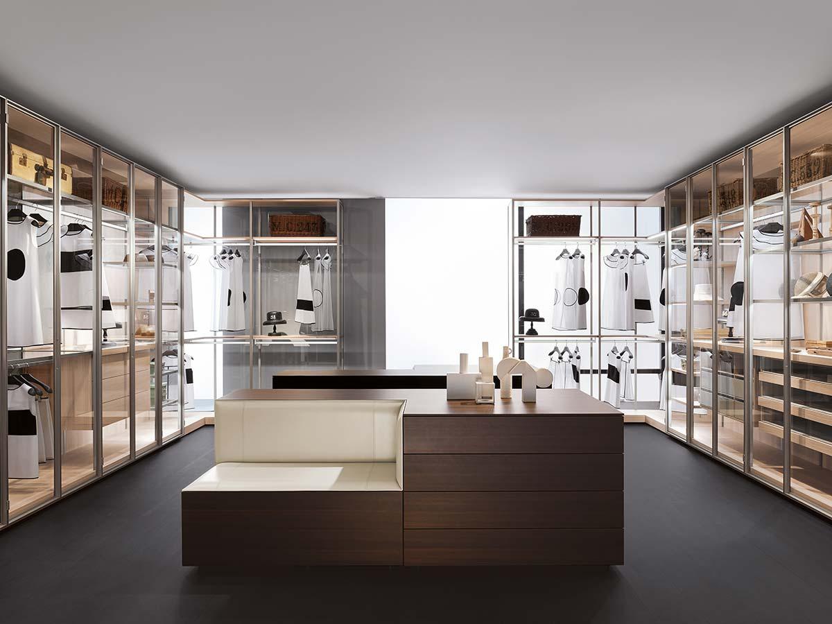 Storage Dressing Room by Piero Lissoni