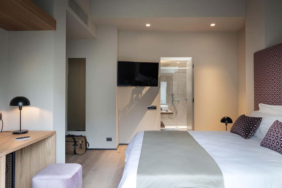 Camera doppia, Speronari Suites