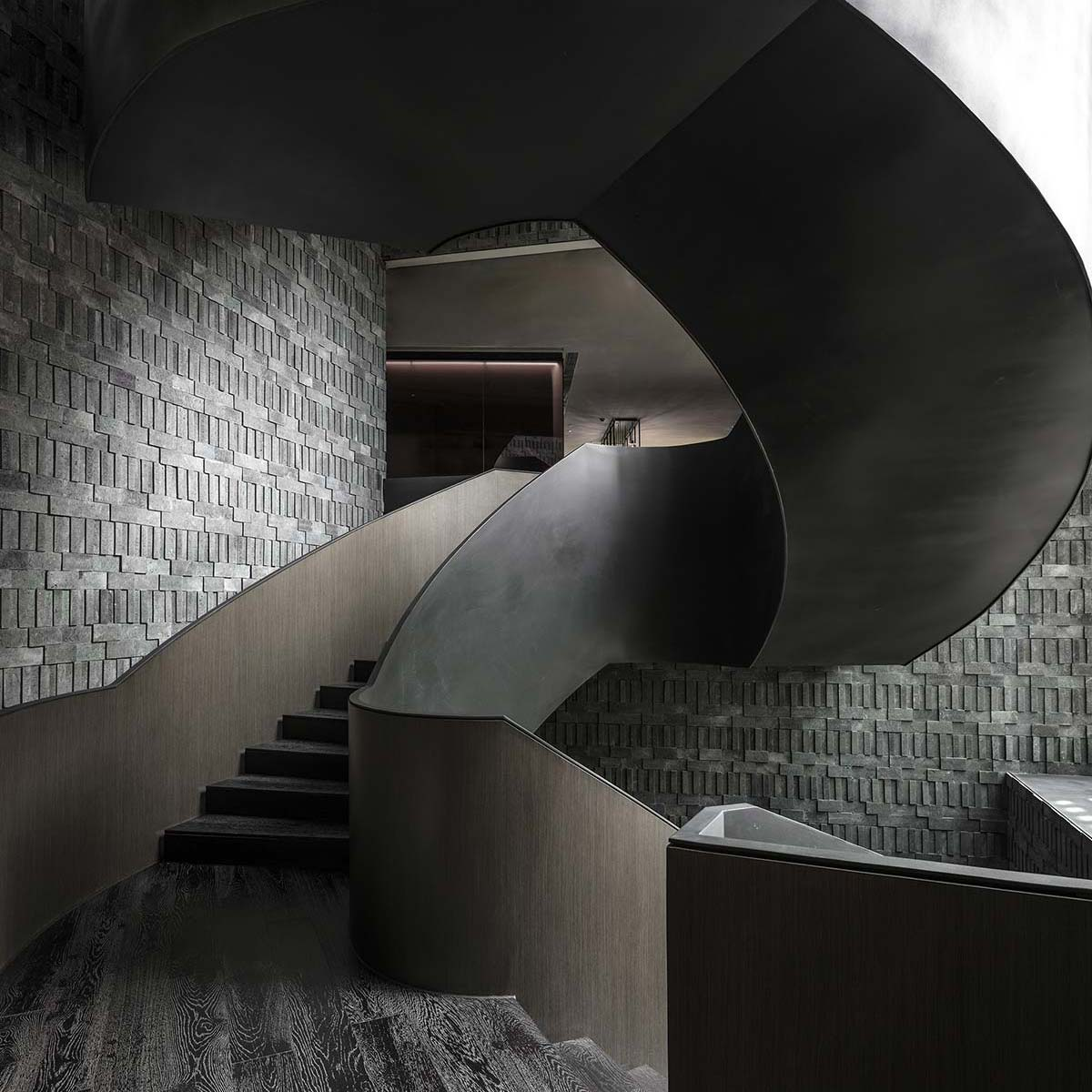The Middle House, Shanghai - Staircase