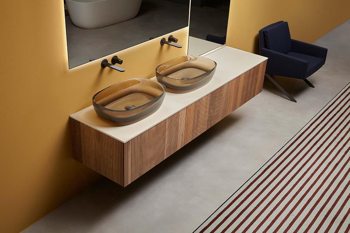 Binario 012 legno, Design Nevio Tellatin