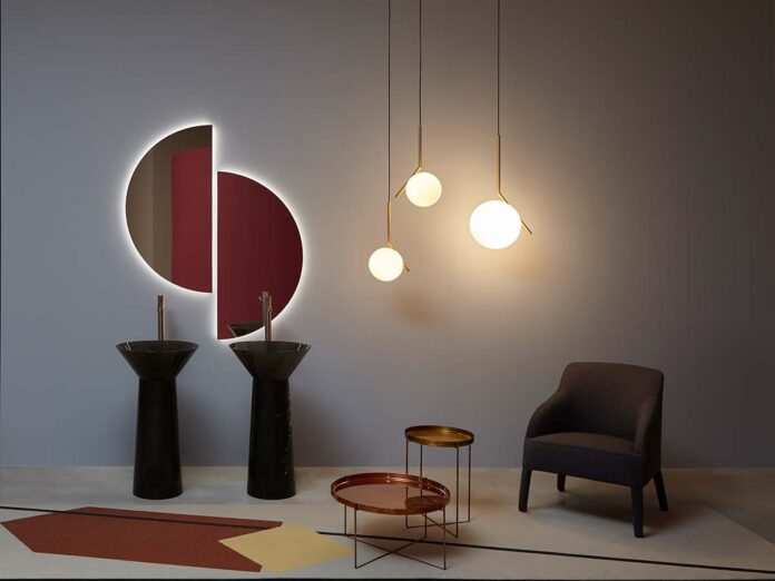 Specchio Spicchio, Design AL Studio