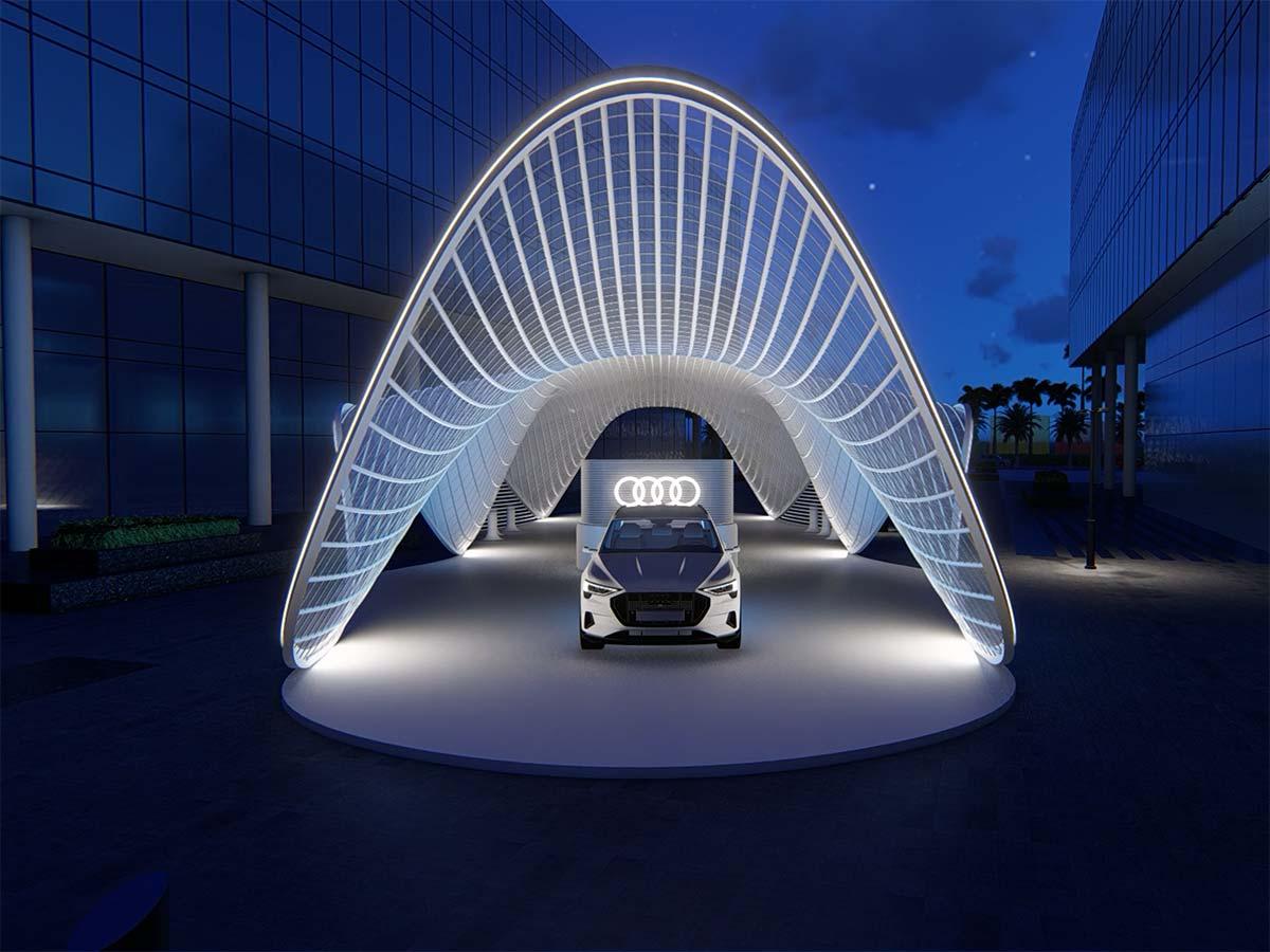 Audi Innovation Hub, Dubai Design District