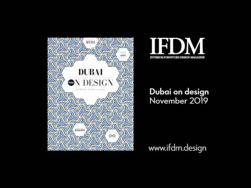 Dubai on design 2019