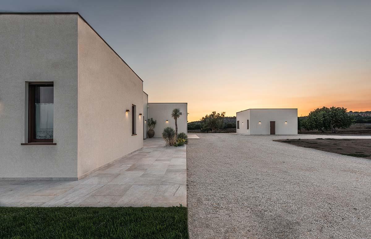 Esterni Villa Ispica, ©Giancarlo Tinè