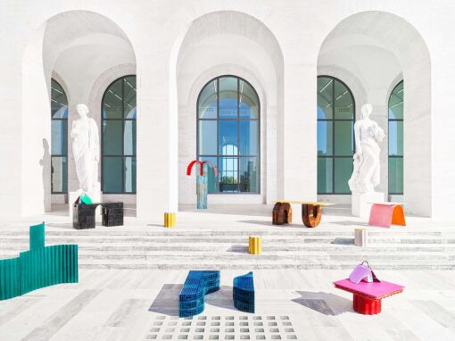 Fendi, Design Miami 2019,_Roman Molds by Kueng Caputo