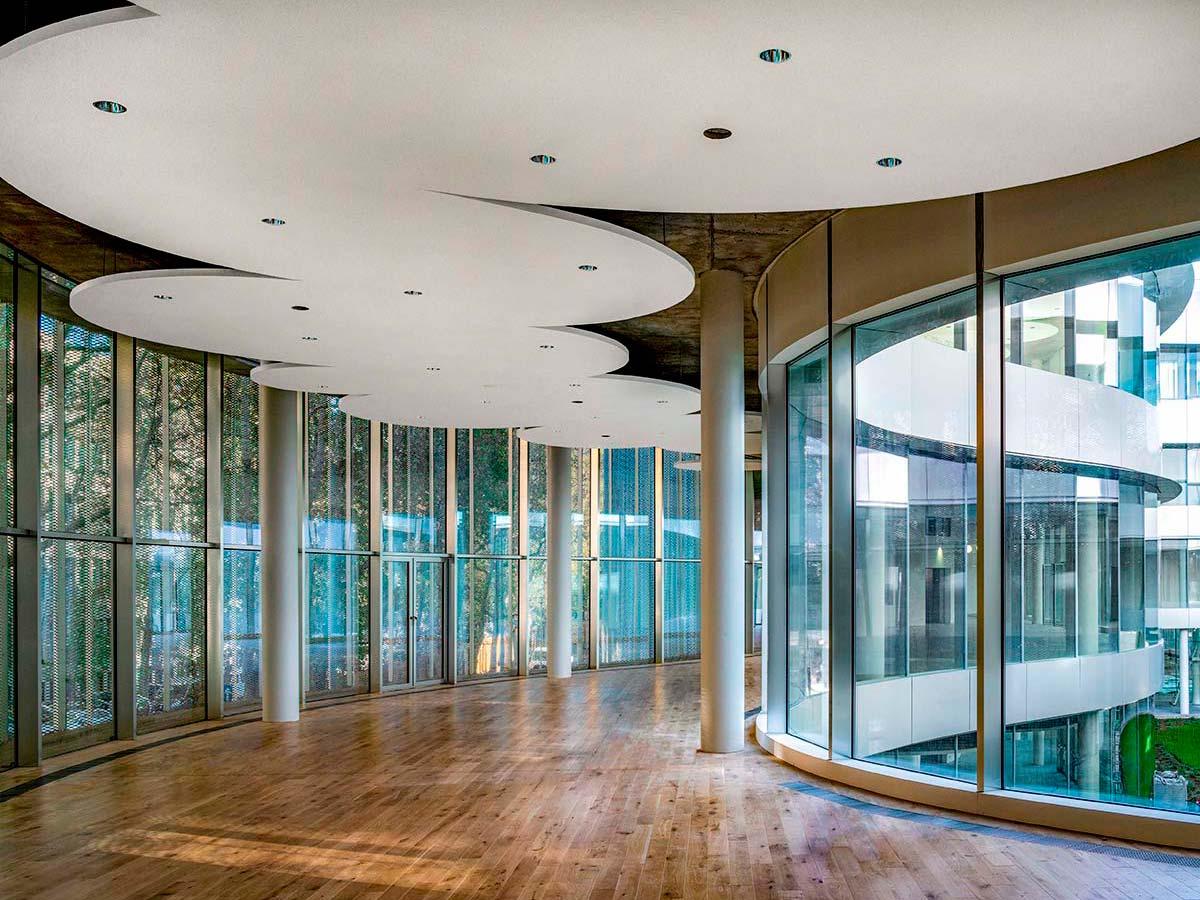 Il nuovo Campus Bocconi, Milano. Progetto dello Studio Sanaa