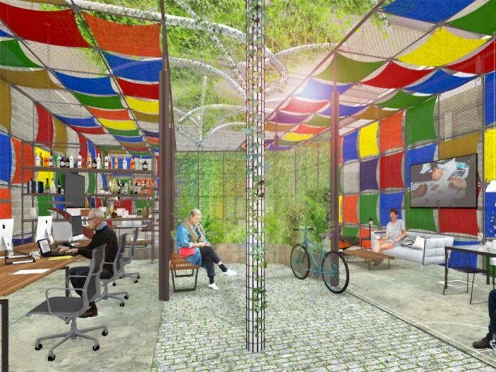All Around Work INCLUSIVE WORLD @Work credits PRINCIPIOATTIVO Architecture Group