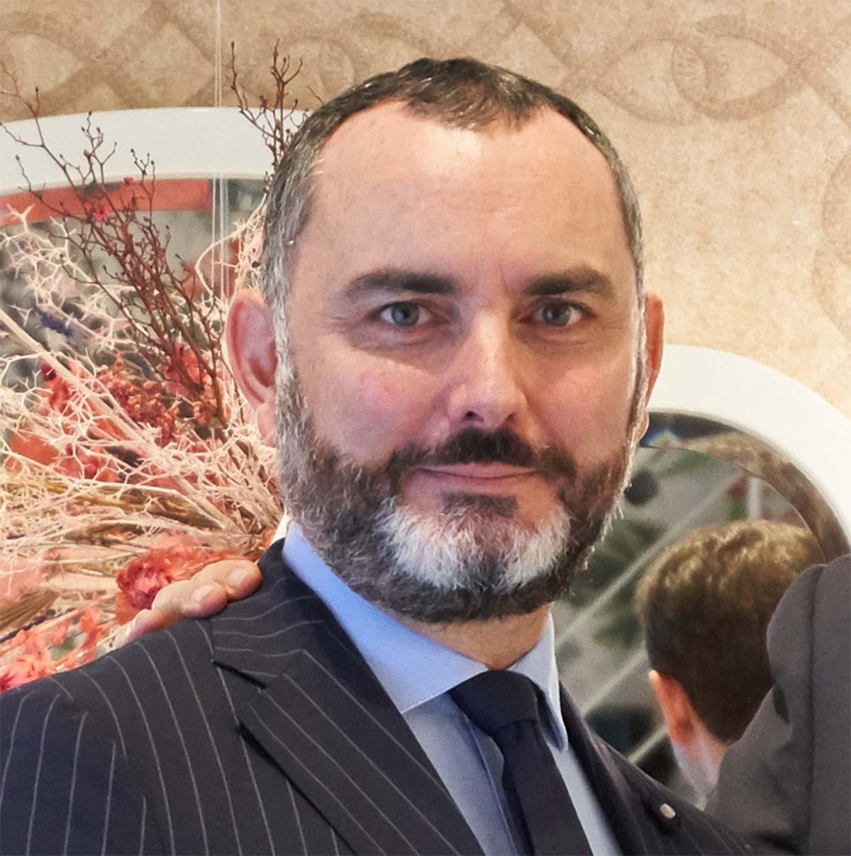 Nicola Bertini, direttore generale Devon&Devon