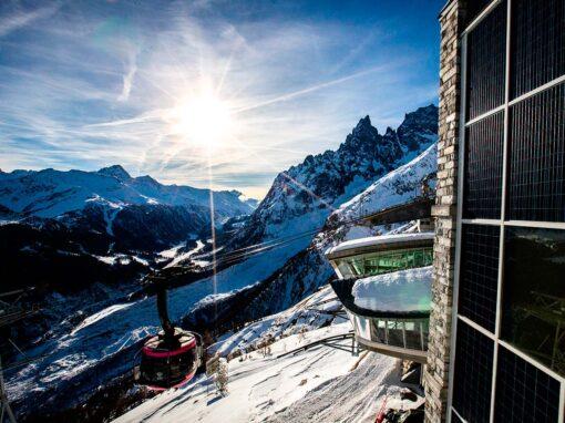 Skyway Monte Bianco © Giuseppe Di Mauro